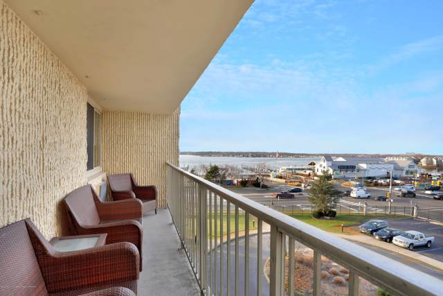 1000 River Road 4C, Belmar, NJ 07719 (MLS #22003076) :: The Sikora Group