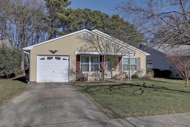 160 Seaview Avenue, Brick, NJ 08723 (MLS #22003112) :: The Dekanski Home Selling Team