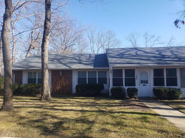 260A Kingston Court #1001, Lakewood, NJ 08701 (MLS #22003130) :: The Dekanski Home Selling Team