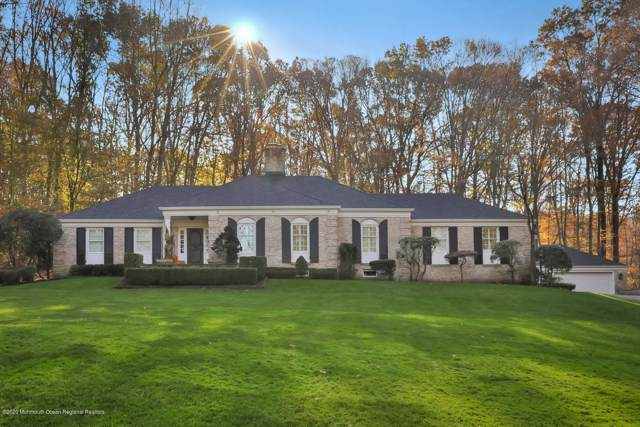 25 Glenwood Road, Colts Neck, NJ 07722 (MLS #22003149) :: Team Gio | RE/MAX