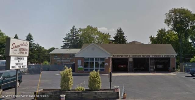 412 S Warwick Road, Somerdale, NJ 08083 (MLS #22003171) :: The Sikora Group