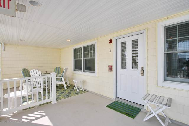 2400 Grand Central Avenue #9, Lavallette, NJ 08735 (MLS #22003251) :: The MEEHAN Group of RE/MAX New Beginnings Realty