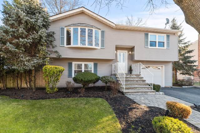 14 Minuteman Road, Hazlet, NJ 07730 (MLS #22003328) :: Team Gio | RE/MAX