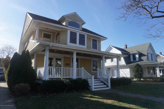 112 Corlies Avenue, Allenhurst, NJ 07711 (MLS #22003330) :: William Hagan Group