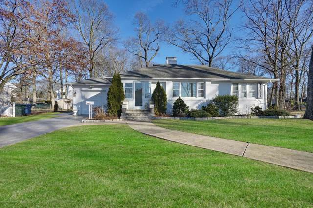 205 Larchwood Avenue, Oakhurst, NJ 07755 (MLS #22003347) :: The Sikora Group