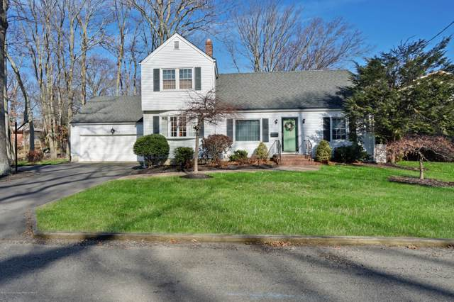 295 Jerome Avenue, Oakhurst, NJ 07755 (MLS #22003394) :: The MEEHAN Group of RE/MAX New Beginnings Realty