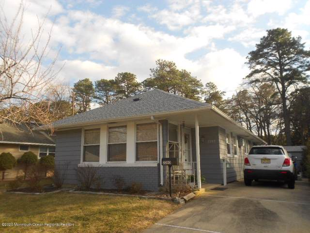 2293 Hovsons Boulevard, Toms River, NJ 08753 (MLS #22003398) :: William Hagan Group