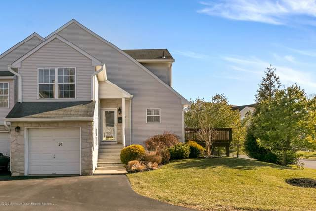 49 Racquet Road, Wall, NJ 07719 (MLS #22003420) :: The Sikora Group