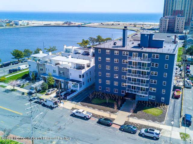 1706 Park Avenue 3C, Asbury Park, NJ 07712 (MLS #22003524) :: The MEEHAN Group of RE/MAX New Beginnings Realty