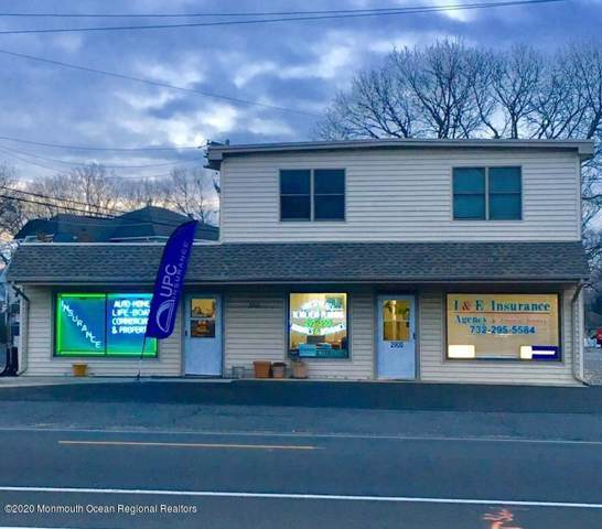 2900 Route 88 Road, Point Pleasant, NJ 08742 (MLS #22003573) :: The Dekanski Home Selling Team