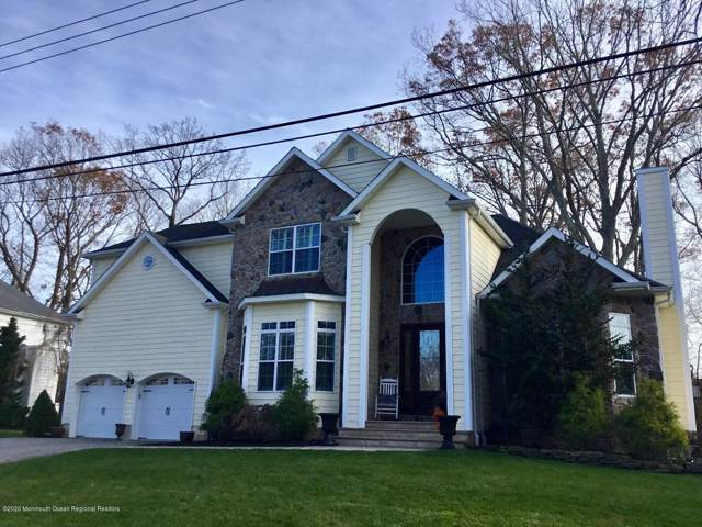 1549 Sterling Drive, Wall, NJ 08736 (MLS #22003607) :: The Sikora Group