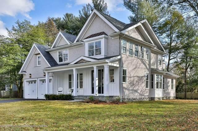 54 Linden Drive, Fair Haven, NJ 07704 (#22003623) :: Daunno Realty Services, LLC