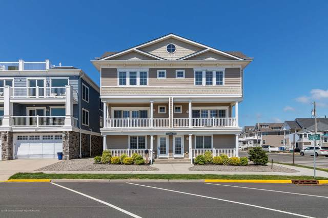 811 Ocean Avenue #1, Bradley Beach, NJ 07720 (MLS #22003642) :: The MEEHAN Group of RE/MAX New Beginnings Realty