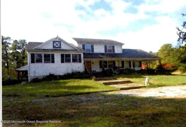 2303 Lacey Road, Forked River, NJ 08731 (MLS #22003989) :: The Sikora Group