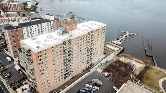 28 Riverside Avenue 3F, Red Bank, NJ 07701 (MLS #22004100) :: The Sikora Group