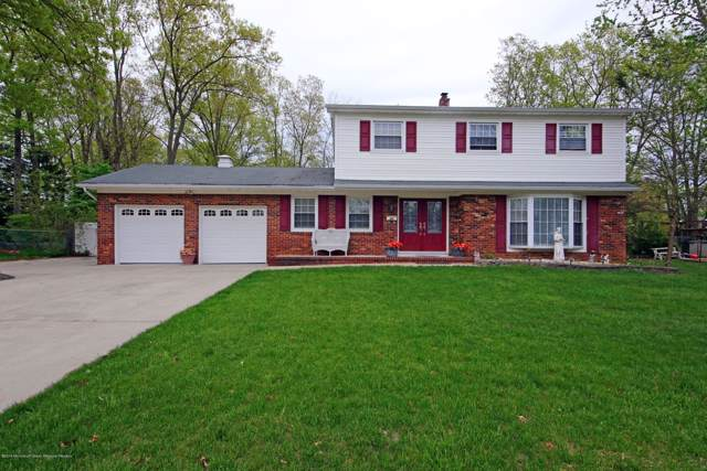 21 N Longview Road, Howell, NJ 07731 (MLS #22004137) :: The Premier Group NJ @ Re/Max Central