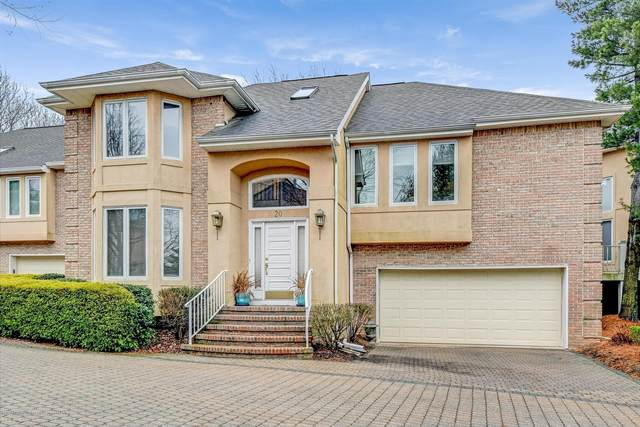 20 Spyglass Hill Court #342, Holmdel, NJ 07733 (MLS #22004269) :: Team Gio | RE/MAX