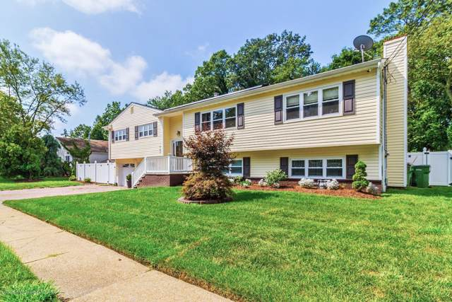 707 Ohagen Terrace, Neptune Township, NJ 07753 (MLS #22004302) :: William Hagan Group