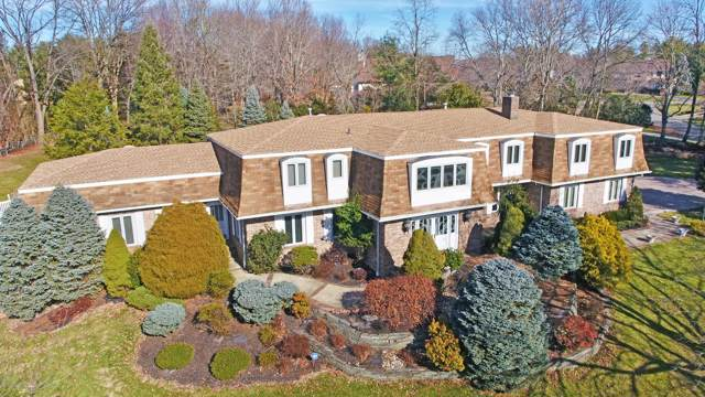 14 Lori Lane, Holmdel, NJ 07733 (MLS #22004324) :: Vendrell Home Selling Team