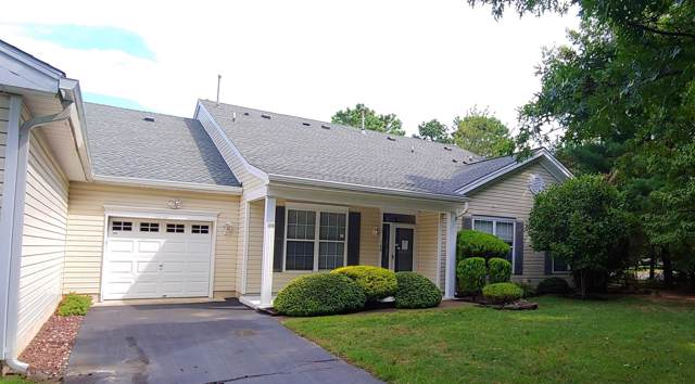 108 Silverlawns Drive #1000, Lakewood, NJ 08701 (MLS #22004481) :: The MEEHAN Group of RE/MAX New Beginnings Realty