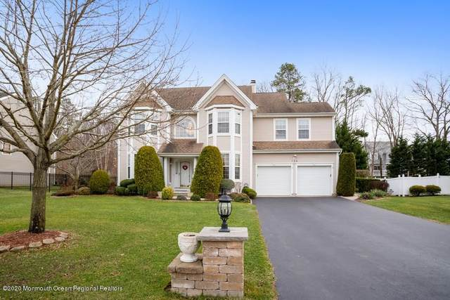 126 Nobility Court, Toms River, NJ 08755 (MLS #22004781) :: William Hagan Group
