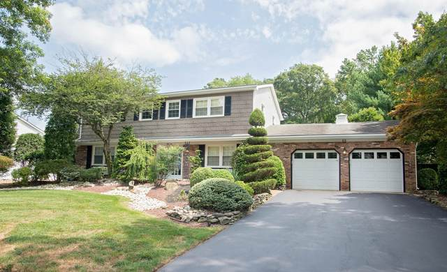 55 St Lawrence Way, Marlboro, NJ 07746 (MLS #22004918) :: The MEEHAN Group of RE/MAX New Beginnings Realty