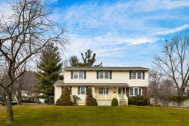 2 Fawn Drive, Matawan, NJ 07747 (MLS #22004964) :: The MEEHAN Group of RE/MAX New Beginnings Realty