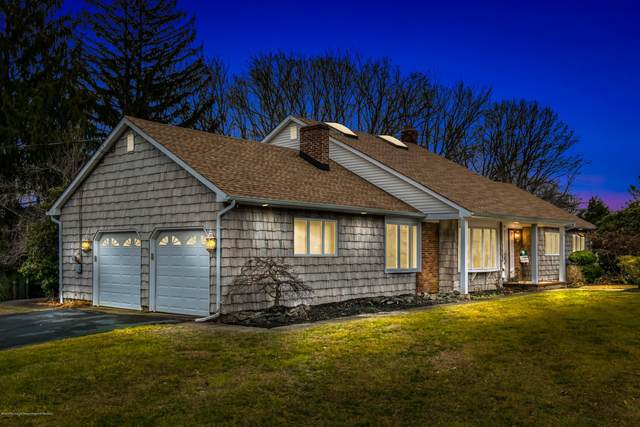 14 Bruce Road, Morganville, NJ 07751 (MLS #22005020) :: The MEEHAN Group of RE/MAX New Beginnings Realty