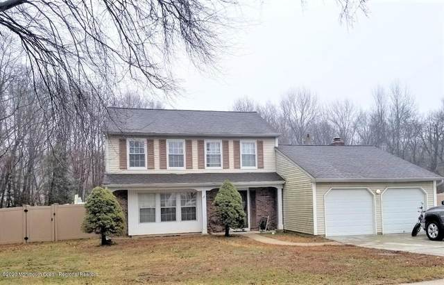 21 Plymouth Court, Old Bridge, NJ 08857 (#22005082) :: Nexthome Force Realty Partners