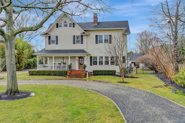 38 River Avenue, Monmouth Beach, NJ 07750 (MLS #22005297) :: The MEEHAN Group of RE/MAX New Beginnings Realty