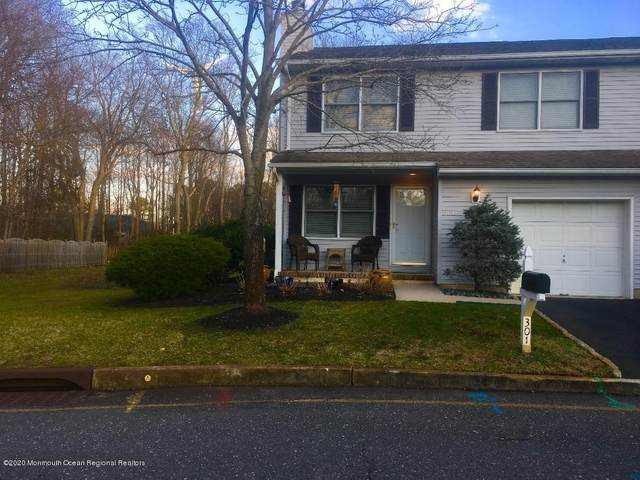 301 Sandpiper Court, Brick, NJ 08723 (MLS #22005385) :: The MEEHAN Group of RE/MAX New Beginnings Realty