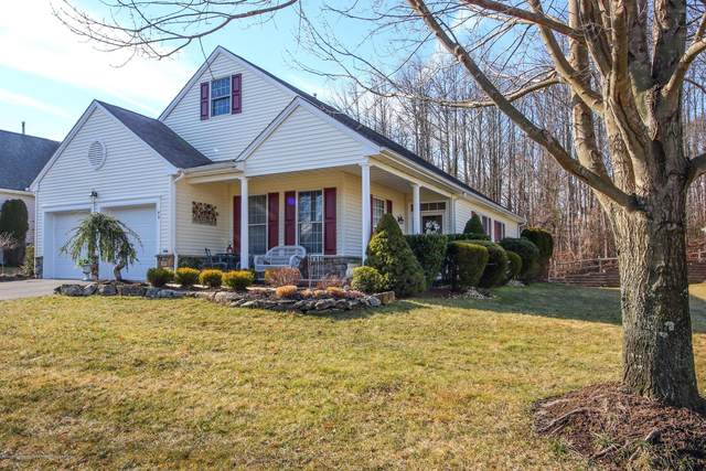 49 Rolling Meadows Boulevard S, Ocean Twp, NJ 07712 (MLS #22005441) :: The Dekanski Home Selling Team