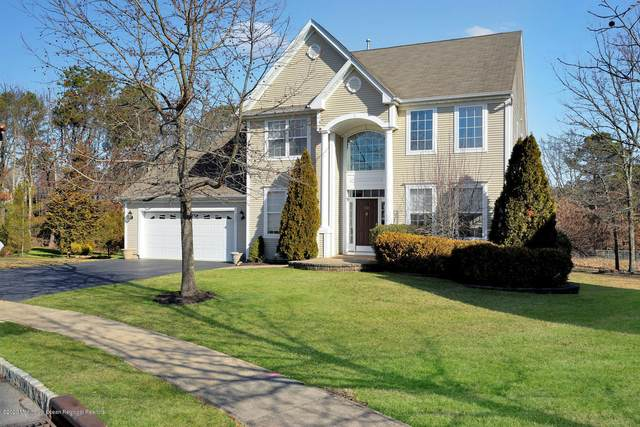 121 Thicket Court, Toms River, NJ 08755 (MLS #22005458) :: William Hagan Group