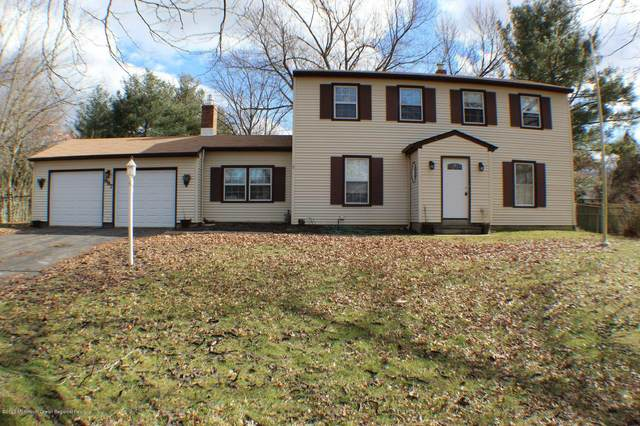 887 Waterworks Road, Freehold, NJ 07728 (MLS #22005605) :: The Premier Group NJ @ Re/Max Central