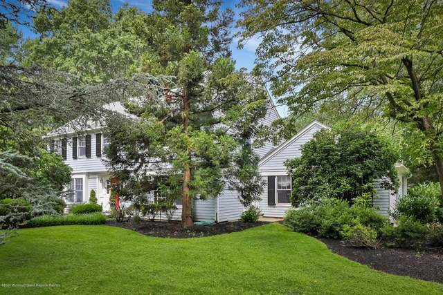 8 Woodside Drive, Rumson, NJ 07760 (#22005779) :: Nexthome Force Realty Partners