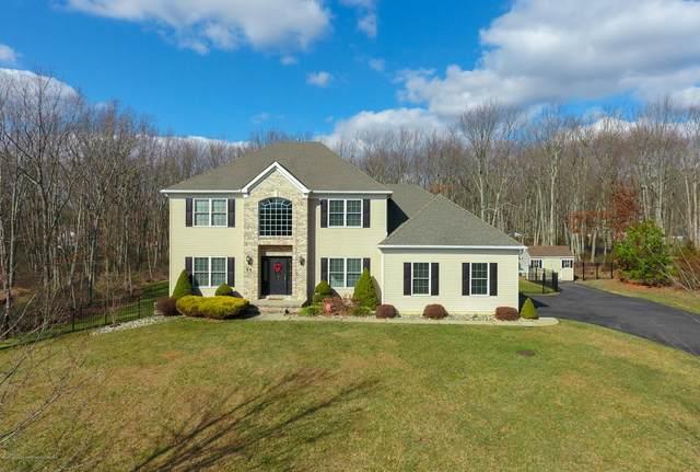 55 Hemlock Drive, New Egypt, NJ 08533 (MLS #22005797) :: Vendrell Home Selling Team
