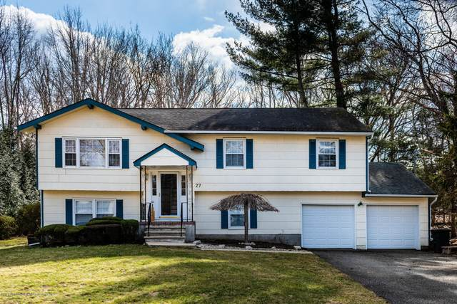 27 Birmingham Drive, Manalapan, NJ 07726 (MLS #22005989) :: The MEEHAN Group of RE/MAX New Beginnings Realty