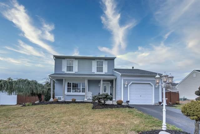945 Quincy Drive, Brick, NJ 08724 (MLS #22006046) :: The MEEHAN Group of RE/MAX New Beginnings Realty