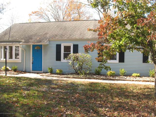 8 Woodland Drive, Howell, NJ 07731 (MLS #22006102) :: The MEEHAN Group of RE/MAX New Beginnings Realty