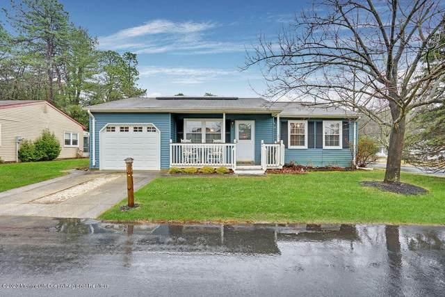 7 Attleboro Lane #73, Whiting, NJ 08759 (MLS #22006107) :: The Dekanski Home Selling Team