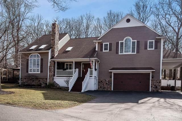 20 Ridge Road, Hopatcong, NJ 07843 (MLS #22006124) :: Vendrell Home Selling Team