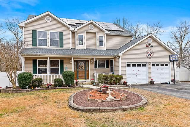 1053 Cutlass Avenue, Manahawkin, NJ 08050 (#22006133) :: Daunno Realty Services, LLC