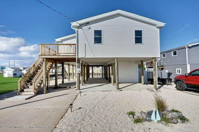 115 E Brig Drive, Little Egg Harbor, NJ 08087 (MLS #22006172) :: The Dekanski Home Selling Team