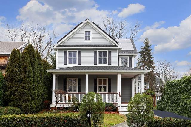 25 Bay Street, Rumson, NJ 07760 (#22006204) :: Nexthome Force Realty Partners