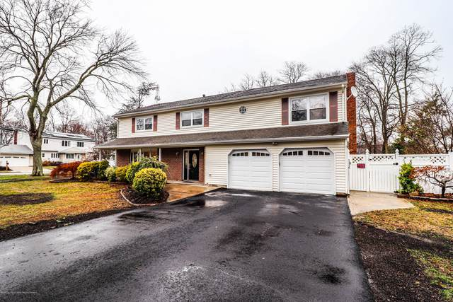 13 Sanders Drive, Middletown, NJ 07748 (#22006220) :: Nexthome Force Realty Partners