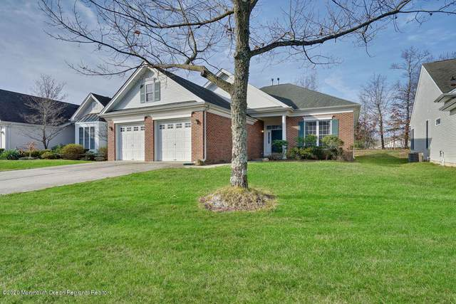4 Barton Creek Road, Jackson, NJ 08527 (MLS #22006223) :: The Dekanski Home Selling Team