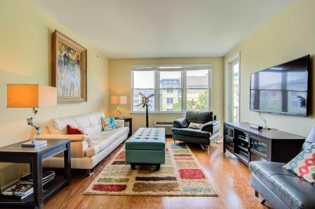 55 Melrose Terrace #314, Long Branch, NJ 07740 (MLS #22006256) :: Vendrell Home Selling Team