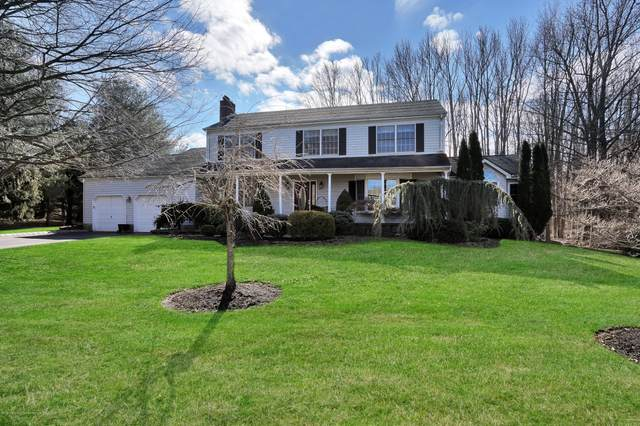 14 Burdge Drive, Middletown, NJ 07748 (#22006305) :: Nexthome Force Realty Partners