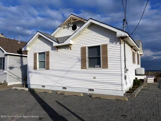 3172 Ocean Road, Lavallette, NJ 08735 (MLS #22006343) :: The MEEHAN Group of RE/MAX New Beginnings Realty