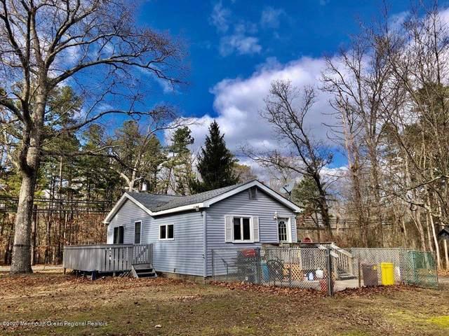 413 W Veterans Highway, Jackson, NJ 08527 (MLS #22006357) :: The Dekanski Home Selling Team